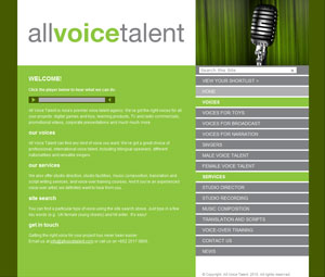 All Voice Talent